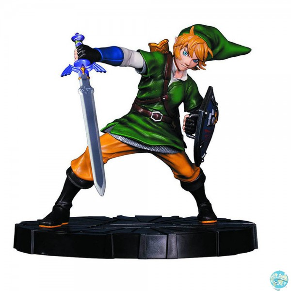 The Legend of Zelda Skyward Sword Link Statue: Together Plus