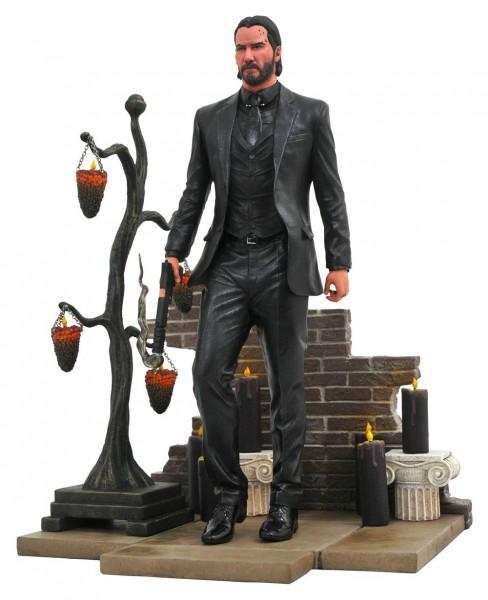 John Wick - John Wick Figur / DC Gallery: Diamond Select