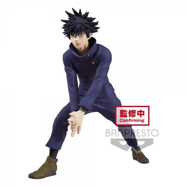 Jujutsu Kaisen - Megumi Fushiguro Figur: Banpresto