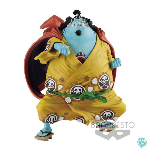 One Piece - Jimbei Figur - King of Artist: Banpresto