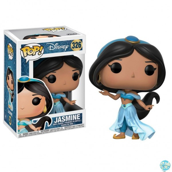 Disney Prinzessinen - Jasmin Figur - POP!: Funko