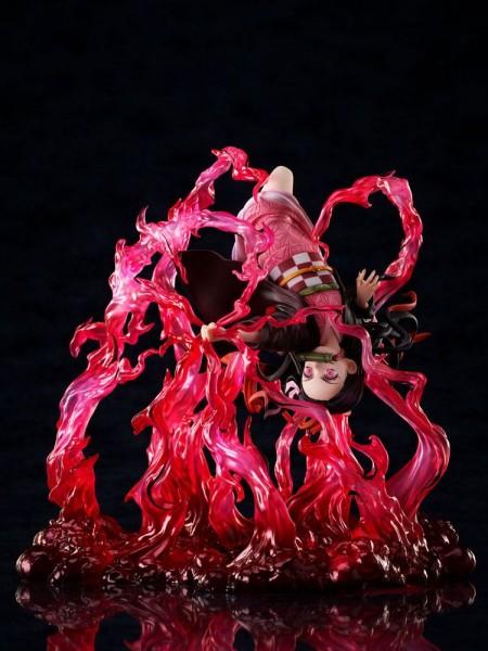 Demon Slayer Kimetsu no Yaiba - Nezuko Kamado Statue / Exploding Blood Version: Aniplex