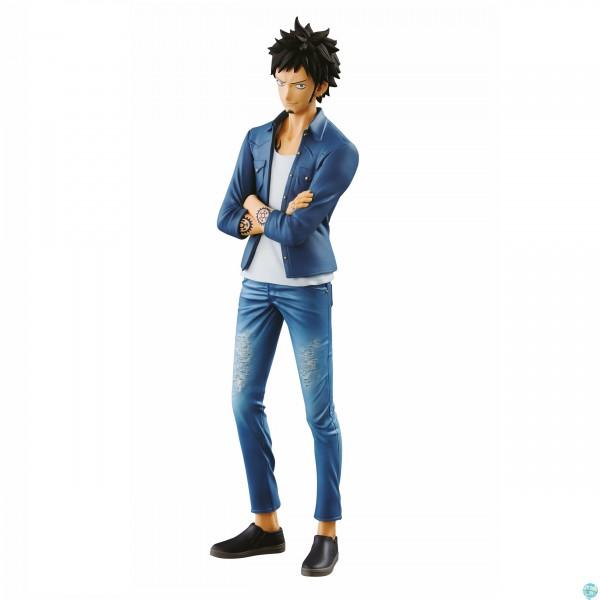 One Piece - Trafalgar Law Figur - Jeans Freak / The Last World: Banpresto