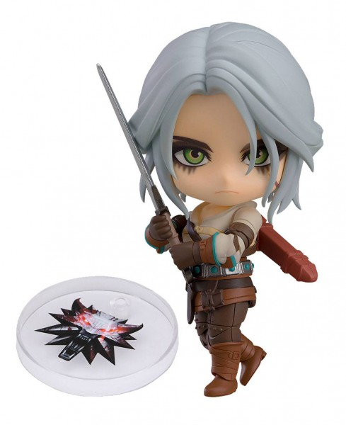 The Witcher 3 Wild Hunt - Ciri Nendoroid / Heo Excklusive: Good Smile Company