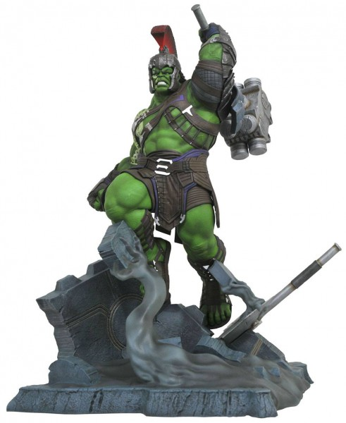 Thor Tag der Entscheidung - Gladiator Hulk / Marvel Movie Milestone: Diamond Select
