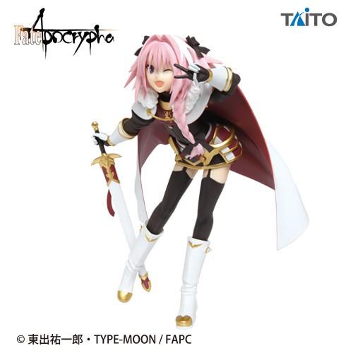 Fate/Apocrypha - Astolfo / Rider of Black Figur: Taito