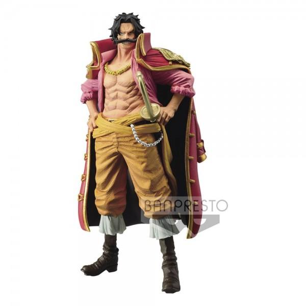 One Piece - Gol D. Roger Figur / King Of Artist: Banpresto