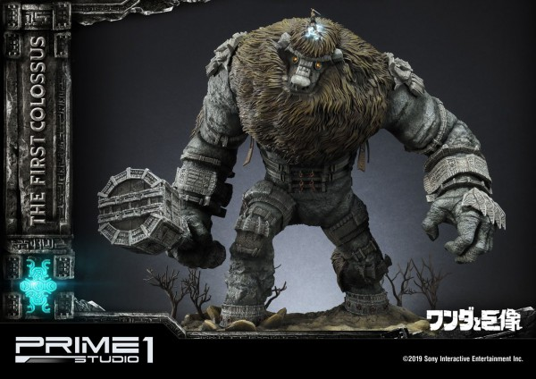 Shadow of the Colossus - The First Colossus Statue: Prime 1 Studio