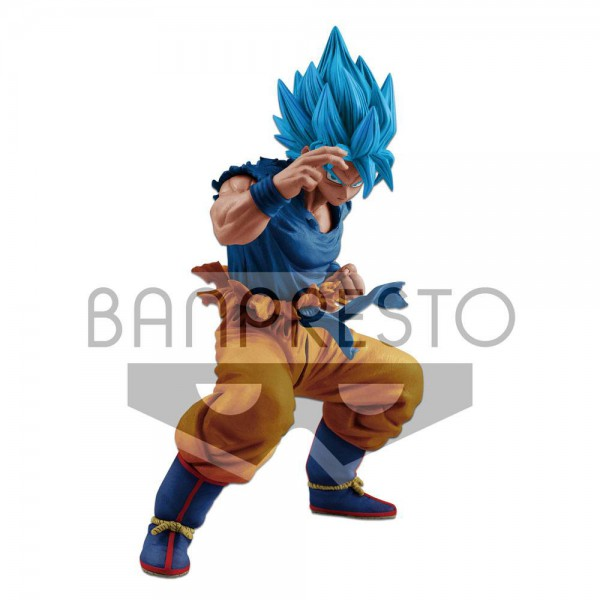 Dragon Ball Super - SSGSS Son Goku / Masterlise: Banpresto