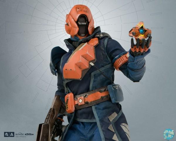 Destiny - Warlock Actionfigur [Beschädigte Verpackung]: three A Toys