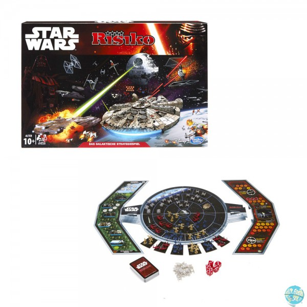 Star Wars Risiko Brettspiel *deutsche Version*: Hasbro