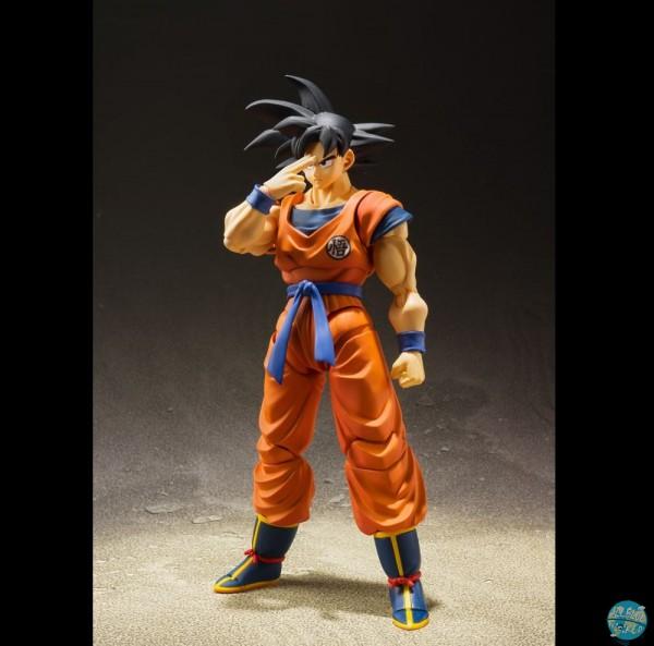 Dragonball Z - Son Goku Actionfigur - S.H.Figuarts: Bandai