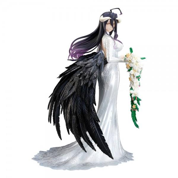 Overlord III - Albedo Statue / F:NEX - Wedding Dress Version: Furyu