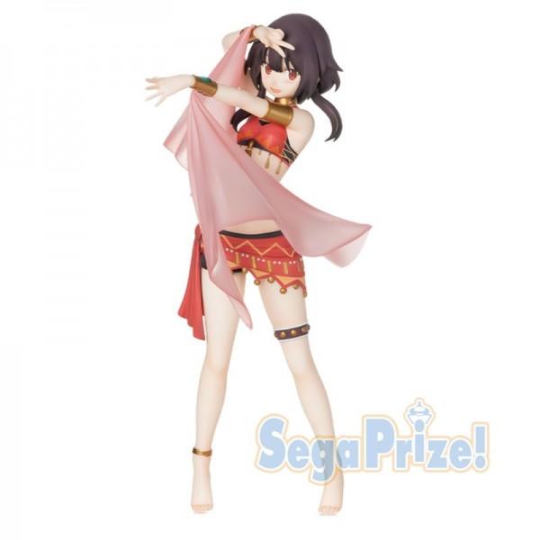 Kono Subarashii Sekai ni Shukufuku o! 2 - Megumin Figur / LPM Figure - Odoriko Version: Sega