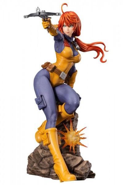 G.I. Joe - Scarlett Statue / Bishoujo : Kotobukiya