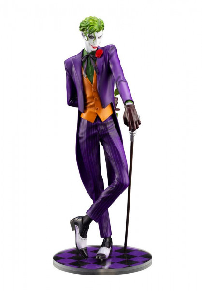 DC Comics - Joker Statue / Ikemen: Kotobukiya