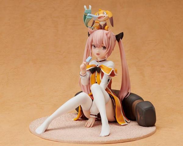 Katana Maidens - Toji No Miko - Kaoru Mashiko & Nene Statue: Genco