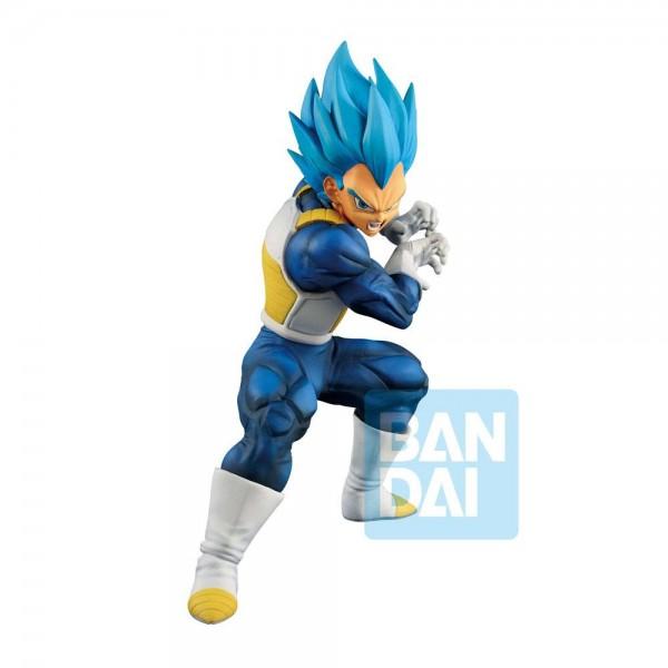 Dragon Ball Super - SSGSS Evolved Vegeta Figur / Ichibansho: Bandai