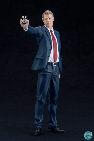 "Gotham - James ""Jim"" Gordon Statue - ARTFX+: Kotobukiya"