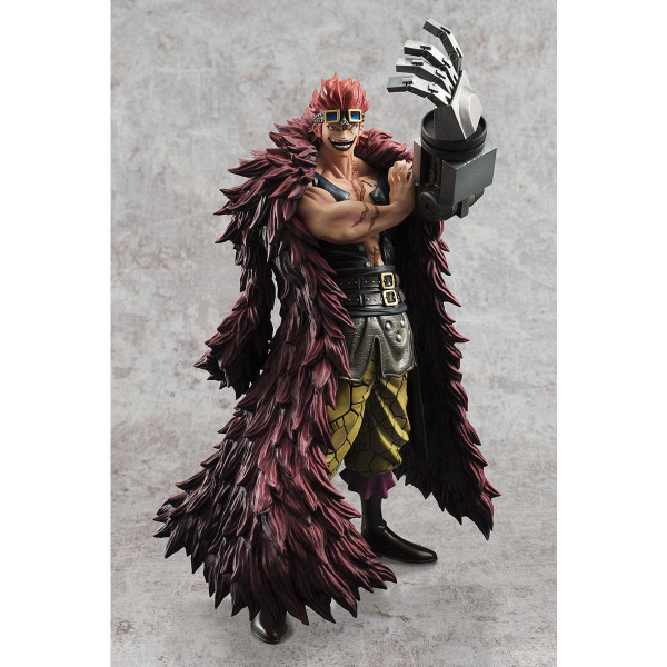 One Piece - Eustass Kid Statue / Excellent Model P.O.P - Limited Edition: MegaHouse