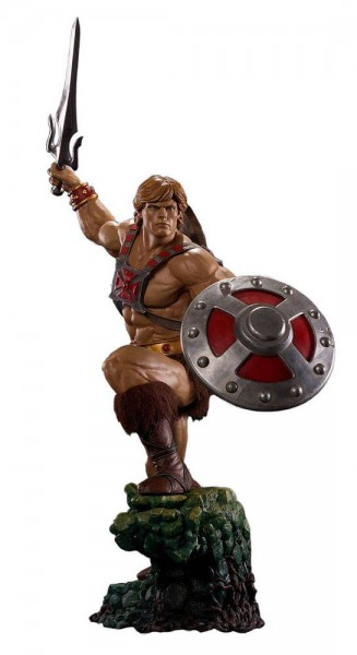 Masters of the Universe - Statue / He-Man: Pop Culture Shock