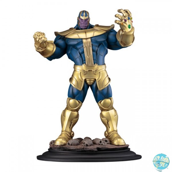 Marvel Comics - Thanos Statue - Fine Art: Kotobukiya