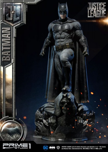 Justice League - Batman Statue: Prime 1 Studio