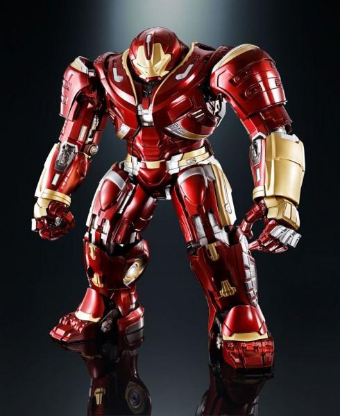 Avengers Infinity War - Hulkbuster MK II Actionfigur / Chogokin x S.H. Figuarts - Web Ex: Tamashii N