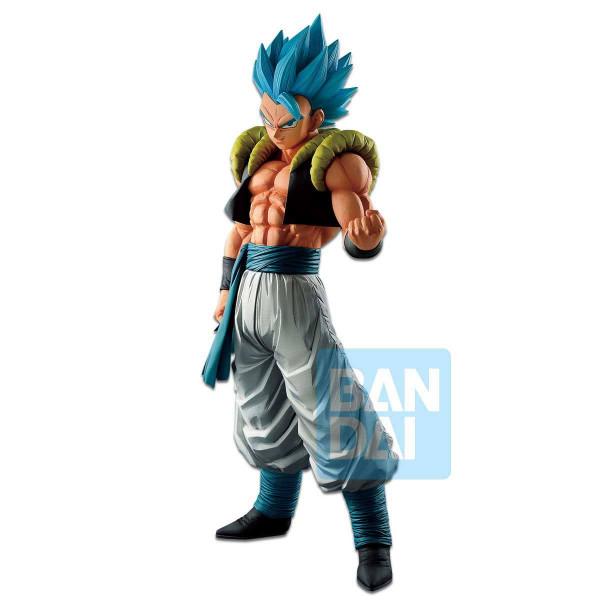 Dragon Ball - SSGSS Gogeta Figur / Ichibansho - Extreme Saiyan: Bandai Spirits