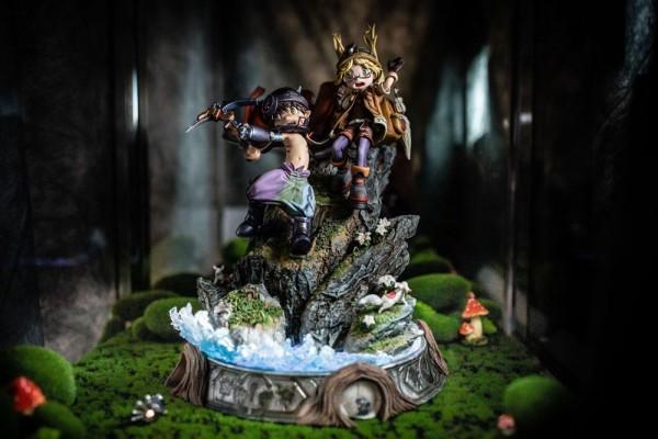 Made in Abyss - Riko & Reg Diorama / Elite Fandom: Figurama Collectors