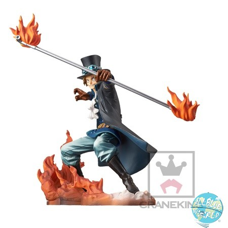 One Piece - Sabo Figur - DXF / Brotherhood II: Banpresto