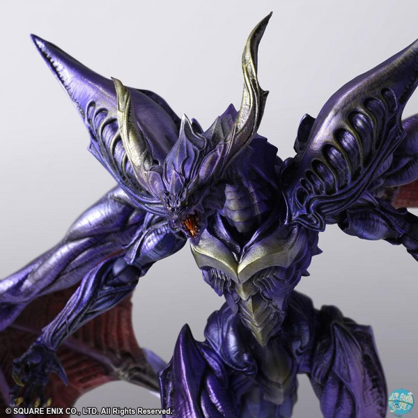 Final Fantasy - Bahamut Actionfigur - Creatures Bring Arts: Square Enix