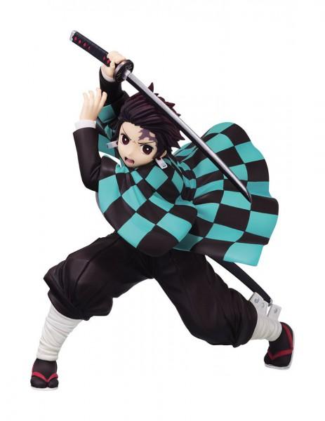 Demon Slayer Kimetsu no Yaiba - Tanjiro Kamado Figur / Ichibansho: Bandai Ichibansho