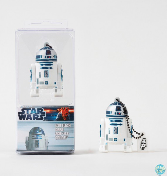 Star Wars R2-D2 USB Stick - 8GB 2.0: Tribe