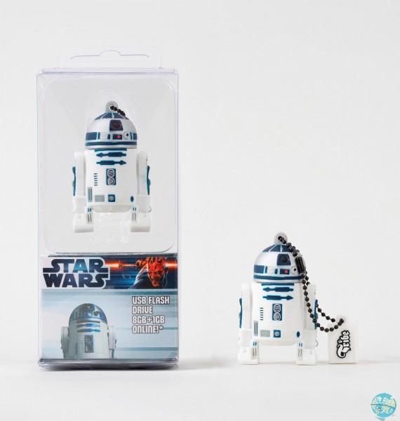 Star Wars R2-D2 USB Stick - 8GB 2.0: Tribe