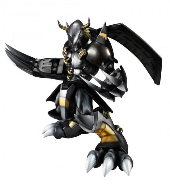 Digimon Adventure - Black Wargreymon Statue - G.E.M. Series [NEUAUFLAGE]: MegaHouse