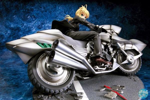 Fate/Zero - Saber & Saber Motored Cuirassier Statue: Good Smile Company